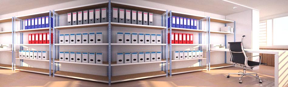 Arquitectura organizacional decisiones fundamentales 5 - Estanterias metalicas para libros ...