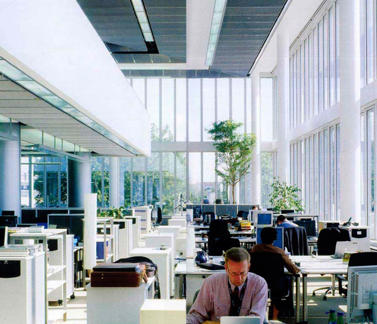¿Que tipo de actividades debemos poder hacer en una oficina?