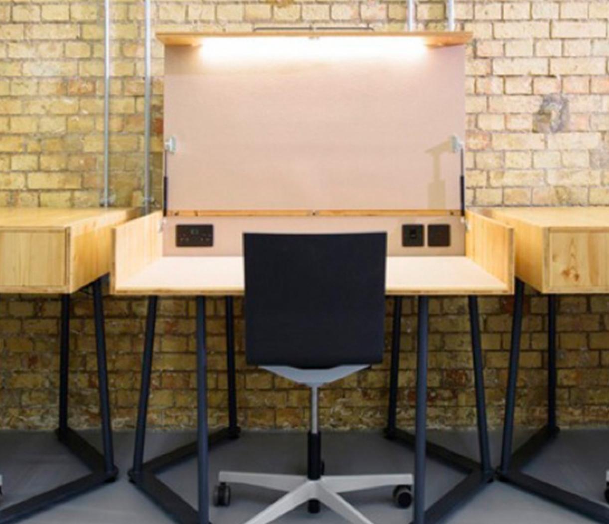 ¿Que espacios favorecen mas el trabajo individual