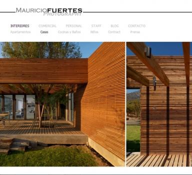 Casa Ocoa, portal fotográfico Mauricio Fuertes, España