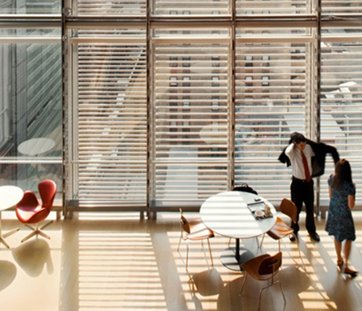 ¿Como podemos hacer que un espacio de oficina funcione?