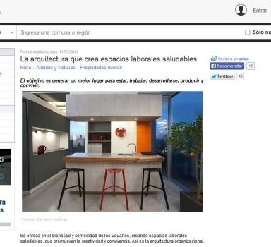 En portal inmobiliario